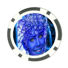 Water Nymph Poker Chip (10 Pack)