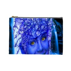 Water Nymph Cosmetic Bag (large)
