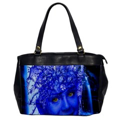 Water Nymph Oversize Office Handbag (one Side)