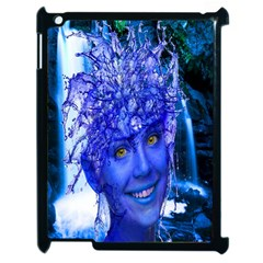 Water Nymph Apple Ipad 2 Case (black)