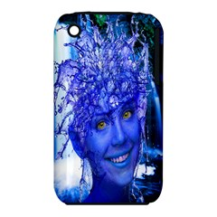 Water Nymph Apple iPhone 3G/3GS Hardshell Case (PC+Silicone)