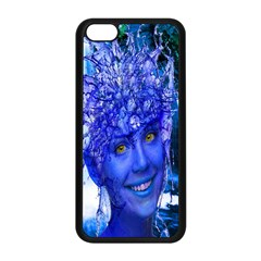 Water Nymph Apple iPhone 5C Seamless Case (Black)