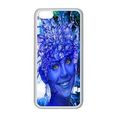 Water Nymph Apple iPhone 5C Seamless Case (White)