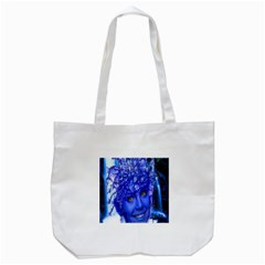 Water Nymph Tote Bag (White)