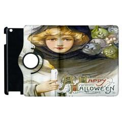 A Happy Hallowe en Apple iPad 2 Flip 360 Case