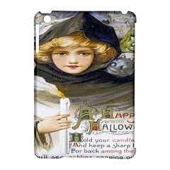 A Happy Hallowe en Apple iPad Mini Hardshell Case (Compatible with Smart Cover)