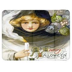 A Happy Hallowe en Samsung Galaxy Tab 7  P1000 Flip Case