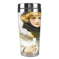 A Happy Hallowe en Stainless Steel Travel Tumbler
