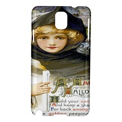 A Happy Hallowe en Samsung Galaxy Note 3 N9005 Hardshell Case