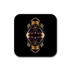 African Goddess Drink Coasters 4 Pack (square)