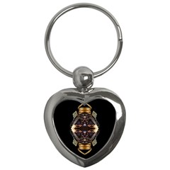 African Goddess Key Chain (Heart)