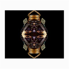 African Goddess Glasses Cloth (small)