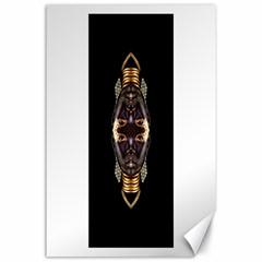 African Goddess Canvas 24  x 36  (Unframed)