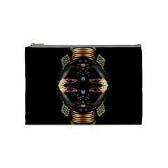 African Goddess Cosmetic Bag (medium)