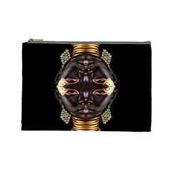 African Goddess Cosmetic Bag (large)