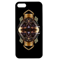 African Goddess Apple Iphone 5 Hardshell Case With Stand