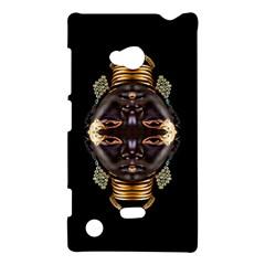African Goddess Nokia Lumia 720 Hardshell Case