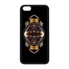 African Goddess Apple iPhone 5C Seamless Case (Black)