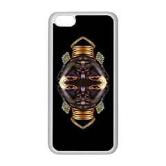 African Goddess Apple Iphone 5c Seamless Case (white)