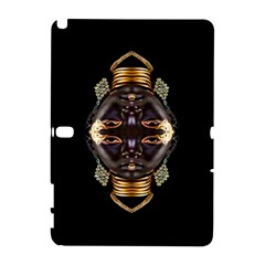 African Goddess Samsung Galaxy Note 10.1 (P600) Hardshell Case