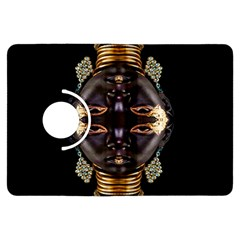 African Goddess Kindle Fire HDX 7  Flip 360 Case