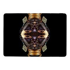 African Goddess Samsung Galaxy Tab Pro 10 1  Flip Case