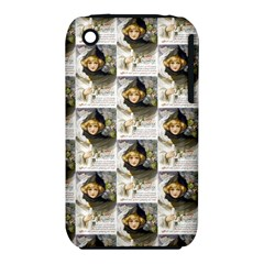 A Happy Hallowe en Apple iPhone 3G/3GS Hardshell Case (PC+Silicone)