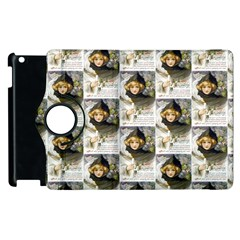A Happy Hallowe en Apple iPad 2 Flip 360 Case