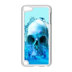 Skull In Water Apple Ipod Touch 5 Case (white)