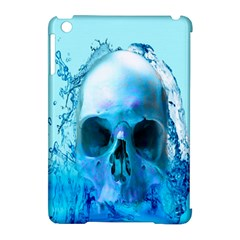 Skull In Water Apple Ipad Mini Hardshell Case (compatible With Smart Cover)