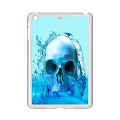 Skull In Water Apple iPad Mini 2 Case (White)
