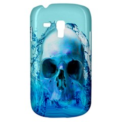 Skull In Water Samsung Galaxy S3 Mini I8190 Hardshell Case