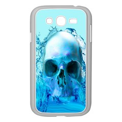 Skull In Water Samsung Galaxy Grand DUOS I9082 Case (White)