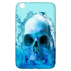 Skull In Water Samsung Galaxy Tab 3 (8 ) T3100 Hardshell Case
