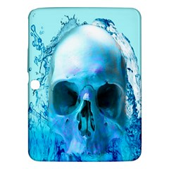 Skull In Water Samsung Galaxy Tab 3 (10 1 ) P5200 Hardshell Case
