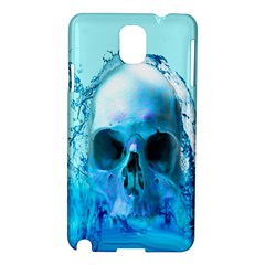Skull In Water Samsung Galaxy Note 3 N9005 Hardshell Case