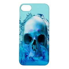 Skull In Water Apple Iphone 5s Hardshell Case