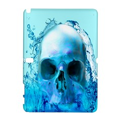 Skull In Water Samsung Galaxy Note 10 1 (p600) Hardshell Case
