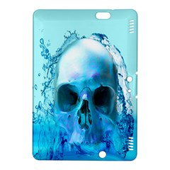 Skull In Water Kindle Fire Hdx 8 9  Hardshell Case