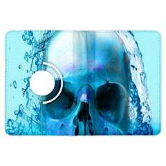 Skull In Water Kindle Fire HDX 7  Flip 360 Case