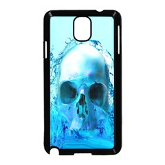 Skull In Water Samsung Galaxy Note 3 Neo Hardshell Case (black)