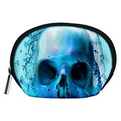 Skull In Water Accessory Pouch (Medium)