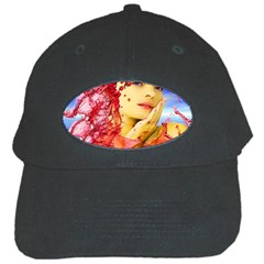 Tears Of Blood Black Baseball Cap