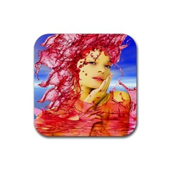 Tears Of Blood Drink Coaster (square)