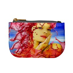 Tears Of Blood Coin Change Purse