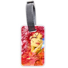 Tears Of Blood Luggage Tag (One Side)