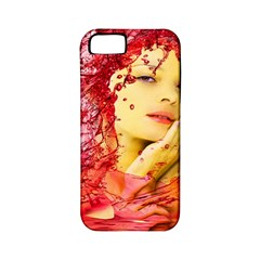 Tears Of Blood Apple Iphone 5 Classic Hardshell Case (pc+silicone)