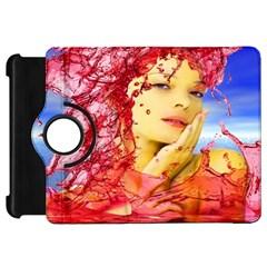 Tears Of Blood Kindle Fire HD 7  (1st Gen) Flip 360 Case