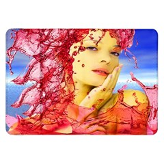 Tears Of Blood Samsung Galaxy Tab 8.9  P7300 Flip Case