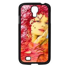 Tears Of Blood Samsung Galaxy S4 I9500/ I9505 Case (black)